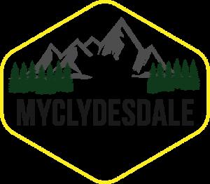 myclydesdale horse logo
